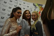Nábor mladých žen do soutěže Miss Face.