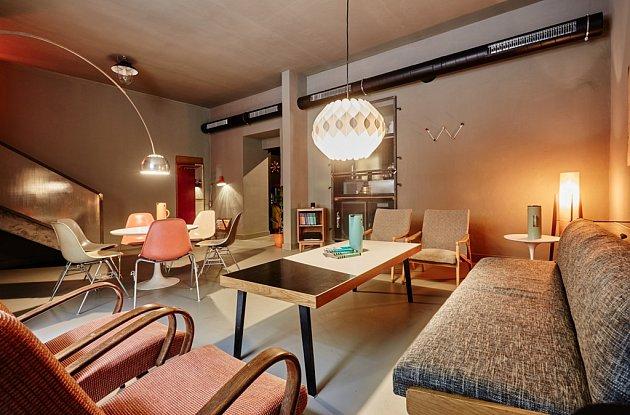 Takto to vypadá vpražském Lounge Bohemia.