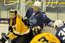 Litvínov (ve žlutém) dal ruskému týmu z Vladivostoku sedm branek.