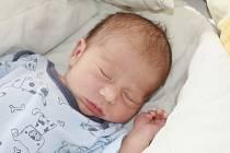 Mikuláš Kotrc se narodil 10. října v 8.50 hodin rodičům Lucii a Bohumilovi Kotrcovým. Měřil 50 cm a vážil 3,19 kg.