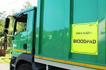 Obrnice chtějí vůz na bioodpad.