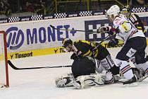 Hokejisté Litvínova podlehli Pirátům Chomutov