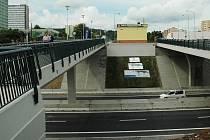 Mostecký koridor. Ilustrační foto