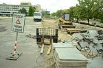 Ilustrační snímek. V návrhu rozpočtu je ale za 17 milionů rekonstrukce ulice V. Talicha včetně chodníků a parkovacích míst a za více než 5 milionů korun úprava parkování v ulici J. Fučíka.