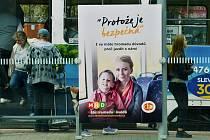 Mostecká MHD s novou kampaní na podporu cestování tramvajemi a autobusy
