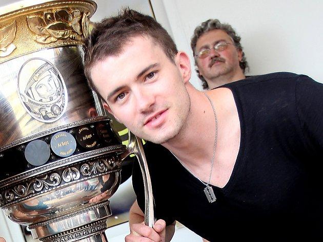 Jakub Petružálek.