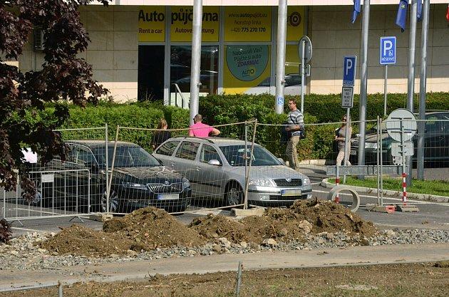 Rekonstrukce ulice Radniční vMostě