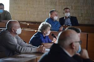 V pořadí už třetí veřejné projednání návrhu územního plánu města Mostu se konalo na radnici.