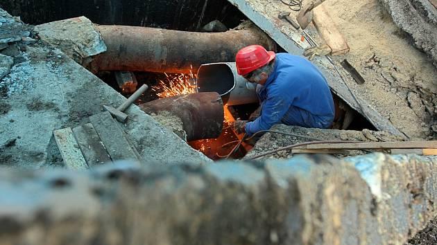 Horkovody na Mostecku jsou letos v pořádku, nevyžadují větší opravy. Proto poprvé nebude v létě odstávka teplé vody.