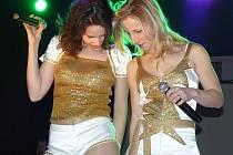 Taneční parket ožil během známých písní švédské skupiny.