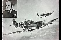 Třebušický rodák Alois Štanc se v červnu 1944 zúčastnil jako stíhací pilot akcí v rámci Operace Overlord invaze spojenců do Evropy.