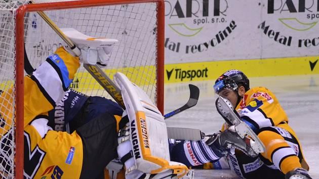 Litvínov hostil doma Liberec.