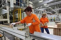 V průmyslové zóně Joseph jsou nyní čtyři firmy.