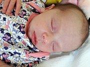 Eliška Houšťanová se narodila 24. března 2018 v 19.46 hodin mamince Nikole Houšťanové z Litvínova. Měřila 49 cm a vážila 2,46 kilogramu.