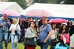 Obrnické slavnosti pobavily stovky lidí.