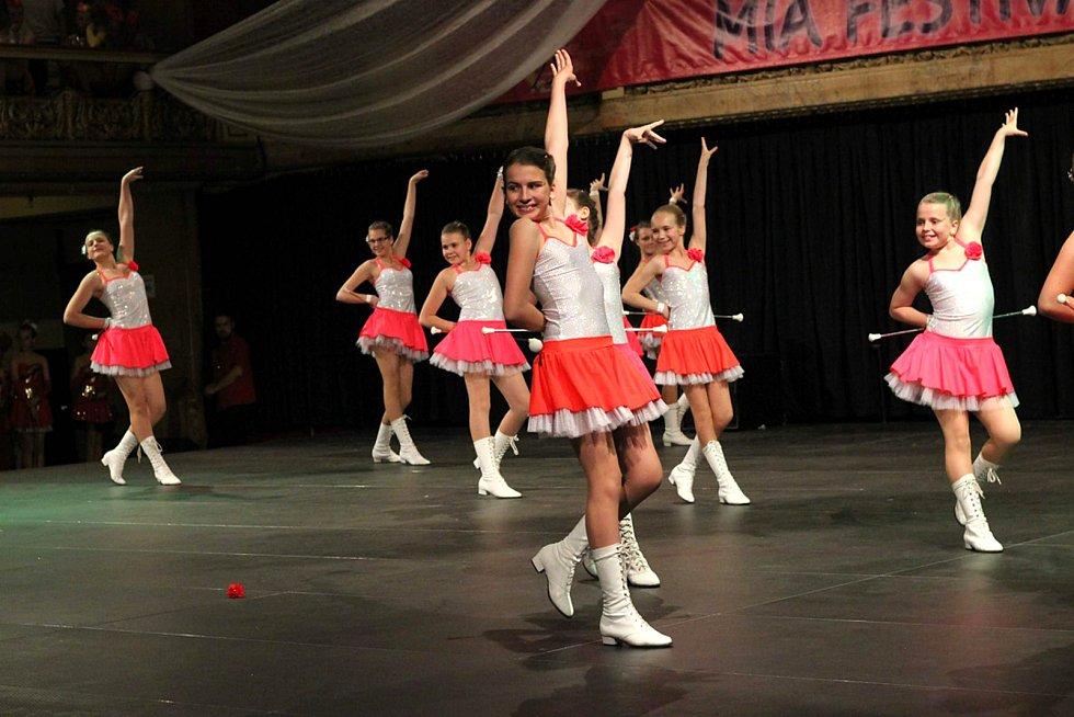 Taneční studio Kamily Hlaváčikové bude mít galavečer v Městském divadle v Mostě.