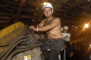 Důl Centrum.