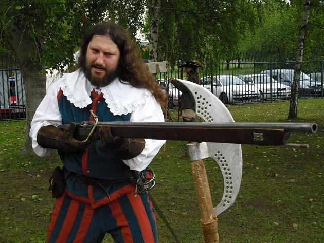 Bitva se Švédy na Benediktu.