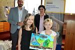 Vyhlášení vítězů výtvarné soutěže SčVK na téma Příběh vody