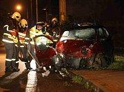 Poslední smrtelná nehoda na Mostecku. Opilý řidič zabil v Horním Jiřetíně spolujezdkyni.