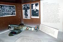 Otevřeno už má i expozice v Mezinárodním památníku obětem II. sv. války v Mostě. Nově je zde část věnovaná Aloisu Štancovi, pilotovi 312. čs. perutě RAF, rodákovi z obce Třebušice.