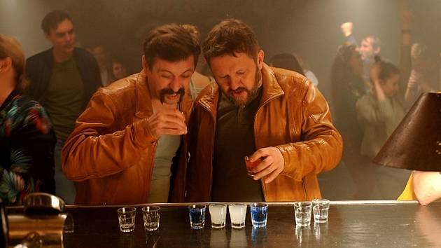 V kinech se promítá nový český film Štěstí je krásná věc.