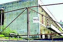 Bývalé multifunkční centrum na Zahražanech.