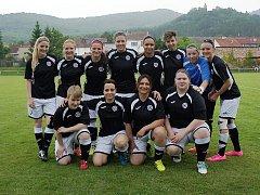 Fotbalistky FK Baník Souš mají za sebou povedenou divizní sezonu.