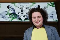 Zdeněk Janál, dramaturg Městského divadla v Mostě, který má na starosti divadelní festival Young for young