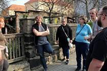 V sobotu se již podruhé vydali zájemci a fanoušci nedávno odvysílaného kultovního televizního seriálu Most! na místa, kde se v samotném městě a okolí natáčelo.