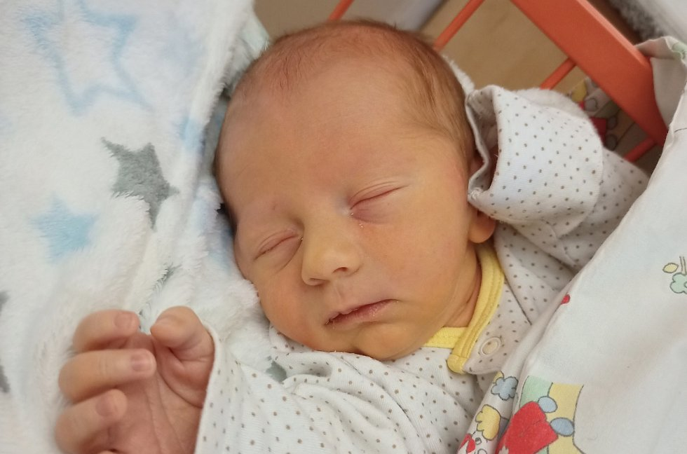 Jan Sekáč se narodil 7. února 2021 ve 4.10 hodin mamince Kateřině Bílkové. Měřil 48 cm a vážil 3,45 kg.