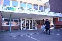 Městská správa sociálních služeb v Mostě.
