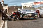 Na mosteckém autodromu se představí evropská závodní série NASCAR.