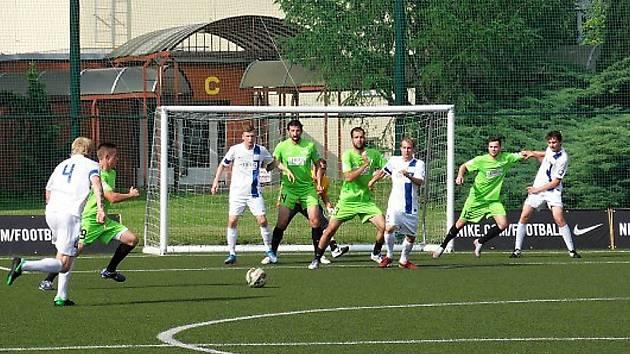 Pardubice jsou jediným týmem, který dokázal v Mostě naplno bodovat. Domácí jim tak mají co oplácet.