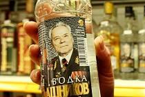 Originál ruská vodka.