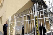 Vazební věznice.