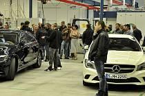 Starcam dodává čínskému závodu Daimleru hliníkové hlavy motorů pro Mercedesy třídy A