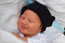 Pavel Kalíšek se narodil mamince Michaele Váchové 21. listopadu v 11.05 hodin. Měřil 52 cm a vážil 3,89 kilogramu.