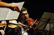 Závěrečný koncert 25. sezony Festivalového orchestru Petra Macka.