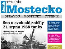 Týdeník Mostecko z 15. srpna 2018