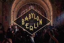 TV seriál Babylon Berlin.