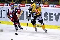 Litvínov přehrál za dva body Hradec Králové.