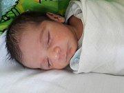 Patrik Janičo se narodil Marcele Janičové z Mostu 19. února v 1.45 hodin. Měřil 46 cm a vážil 2,83 kilogramu.
