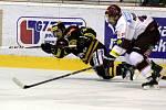 Hokejsité Litvínova hostili pražskou Spartu