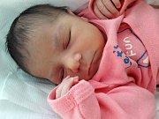 Adriana Gažiová se narodila mamince Adrianě Čurejové z Rudolic 22. září 2018 v 10.16 hodin. Měřila 49 cm a vážila 3,76 kilogramu.