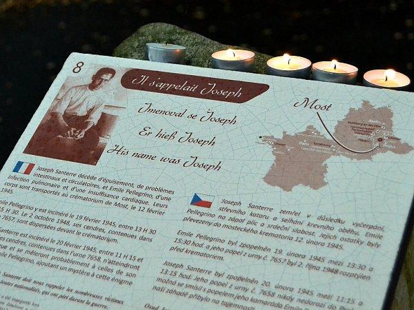 Svíčky za Paříž.