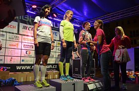 Night Run Most 2016, sobota 13. srpna