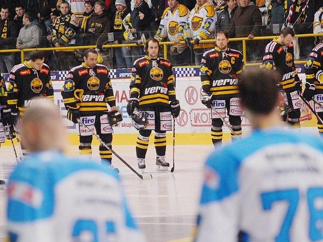 Litvínov prohrál s Plzní po sedmém zápase.