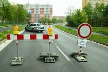 Kvůli rekonstrukci křižovatky ulic Topolová - Zd. Štěpánka - Lipová se změnil dopravní režim v části Mostu.