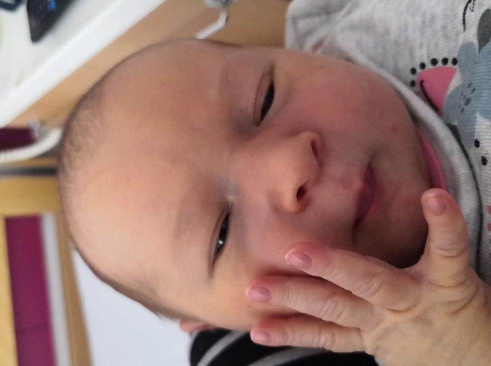 Lucie Nováková se narodila 16. ledna 2021 v 15.50 hodin rodičům Martině a Janu Novákovým. Měřila 50 cm a vážila 13,7 kg.
